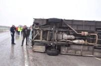 TRAKYA ÜNIVERSITESI - Edirne'de Trafik Kazası Açıklaması 6 Yaralı