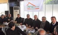 GENÇ İSTİHDAM - 'Hamsi Buluşmaları'nda Bursa'nın Meseleleri Tartışılıyor