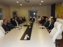 MUSTAFA MASATLı - Mermer OSB'de Kamulaştırma Başladı