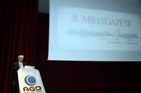 MILLI GAZETE - Milli Gazete Genel Yayın Yönetmeni Mustafa Kurdaş Açıklaması
