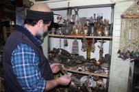 CENGIZ YıLMAZ - El Sanatlarıyla Uğraştı Antikacı Oldu