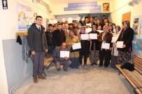 KISECIK - Karaman'da 232 Kişiye Sürü Yöneticisi Sertifikası Verildi