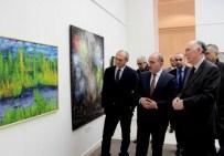 HASAN ALIŞAN - Ssg'de 'Renklerin Dansı 2' Resim Sergisi Açılışı Yapıldı