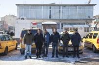 KORSAN TAKSİCİLER - Ahlatlı Taksicilerin 'Korsan' Tepkisi