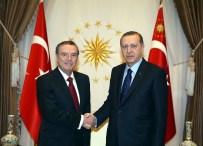 EKVATOR - Ekvator Büyükelçisi Ruales'ten Cumhurbaşkanı Erdoğan'a Güven Mektubu