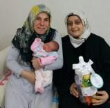 Kartepe'nin Bin 41'İnci Bebeğine Hoşgeldin Ziyareti