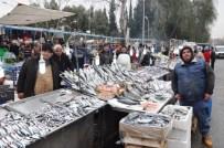 BALIKÇI ESNAFI - Soğuk Hava Balık Fiyatlarını Uçurdu