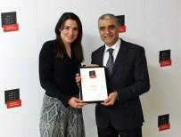 İHLAS EV ALETLERI - Türkiye'de İhlas Ev Aletleri Tarafından Üretilen Temizlik Ve Sağlık Robotlarına Alman Tasarım Konseyi'nden Ödül