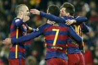 JORDİ ALBA - Barcelona Futbol Takımına 'Doping' Baskını