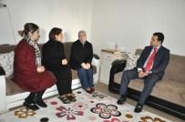 DILRUBA - Şanlıurfa Valisinin Eşi Bakım Evindeki Mültecileri Ziyaret Etti