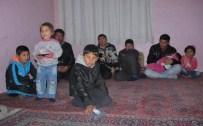 ÇALıKUŞU - Eşi Ölen Suriyeli Baba, 9 Çocuğuyla Yaşam Savaşı Veriyor