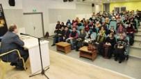 SOSYALIZM - Medeniyet Okulu'nun Konuğu Kaplan Oldu