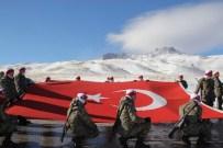 ASıMıN NESLI - Sarıkamış Şehitleri Erciyes'te Anıldı