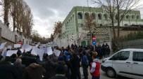 AHMET FARUK ÜNSAL - Suudi Arabistan Ankara Büyükelçiliği Önünde Eylem
