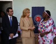 EBOLA SALGINI - TİKA'dan Gine Bissau Sağlık Bakanlığına Malzeme Desteği