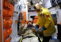 Trabzon Büyükşehir Belediyesi 141 Hastayı Ve Mahsur Kalan 48 Vatandaşı Kurtardı