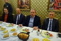 MECLİS ANAYASA KOMİSYONU - AK Partili Şentop Açıklaması 'Türkiye Başkanlık Sistemini Zaten Yerelde Uyguluyor'