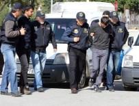 KAZIM ÖZALP - Antalya'daki Patlamalarla İlgili 2 Kişi Tutuklandı