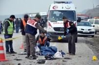 Balıkesir'de Cenaze Yolunda Kaza Açıklaması 4 Ölü