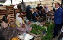 KIŞ SAATİ - Pamukkale'de Semt Pazarlarında Yaz-Kış Saati Uygulaması Başladı