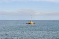 Söğütlü Derin Deniz Deşarjı İnşaatı Devam Ediyor