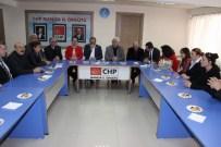 MEVLÜT DUDU - CHP'de 'Mescit' Polemiği