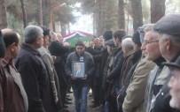 BAYıNDıRLıK VE İSKAN BAKANı - Eski Milletvekili Kasım Parlar Toprağa Verildi