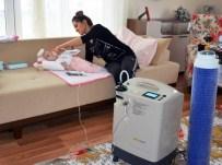 CAM KEMİK HASTASI - Cam Kemik Hastası Efsa Bebek Yardım Bekliyor