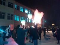 Şefaatli Fatih Ortaokulu Dilek Balonu Şenliği Düzenledi