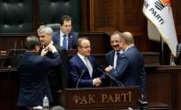 MUSTAFA KARAGÖZ - MHP'den AK Parti'ye Geçtiler Açıklaması Rozetleri Davutoğlu Taktı