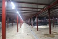 Turgutlu Modern Kapalı Pazar Yeri Ve Otopark'a Kavuşuyor