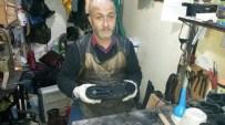AYAKKABICI - Bartınlı Ayakkabıcı 'Çivili Takmatik' İmal Etti