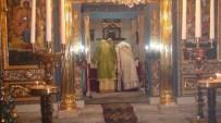 AYA YORGI - Boğaz'da Haç Çıkarma Töreni