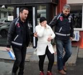 KADIN HIRSIZ - İstanbul'dan Gebze'ye Hırsızlık İçin Gelen Hamile Kadın Yakalandı
