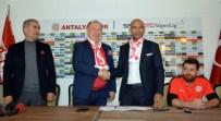 MOURINHO - Mourinho'nun Yardımcısı Antalyaspor'a İmzayı Attı