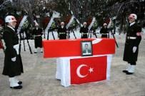 Şehit Köy Korucusu İçin Tören Düzenlendi