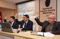MUSTAFA ZEYBEK - Şehzadeler 2016 Yılı İlk Toplantısını Gerçekleştirdi