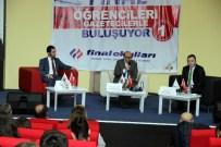 MEHMET KARATAŞ - Final Okulları Öğrencileri Gazeteciliği Tanıdı