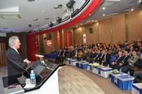 EKREM YıLDıZ - Kırıkkale Üniversitesinde 'Kalite Ve Akreditasyon' Konulu Konferans