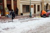 Taşköprü Belediyesi, Karla Mücadeleden Tam Not Aldı