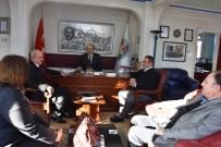 Başkan Albayrak Şarköy Belediyesi'ni Ziyaret Etti