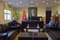 Başkan Albayrak'tan Kaymakam Üncü'ye Ziyaret