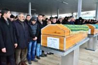 KANALİZASYON KAZISI - Göçük Kurbanı İşçi Son Yolculuğuna Uğurlandı