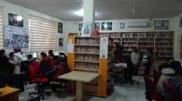 F KLAVYE - İnterneti En Fazla Kullanılan İkinci Kütüphane Ergani'de
