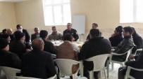 SONER YıLDıRıM - Jandarma Vatandaş Bilgilendirme Toplantıları