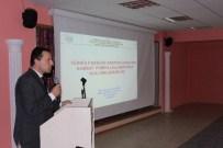 MUSTAFA FıRAT - Samsat'ta İlçesinde Sulu Tarım Toplantısı Yapıldı
