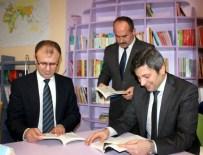 CAFER SARıLı - Yalova'nın İlk 'Z-Kütüphanesi' Açıldı