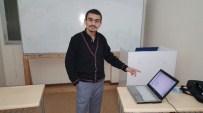 PI SAYıSı - 21 Yaşındaki Genç, Yapay Zeka Tasarladı