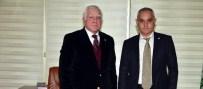 HÜSEYİN KÖROĞLU - Bursaspor Başkan Adayları Listelerini Teslim Etti