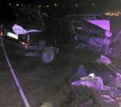 Çorum'da Trafik Kazası Açıklaması 1 Ölü, 8 Yaralı